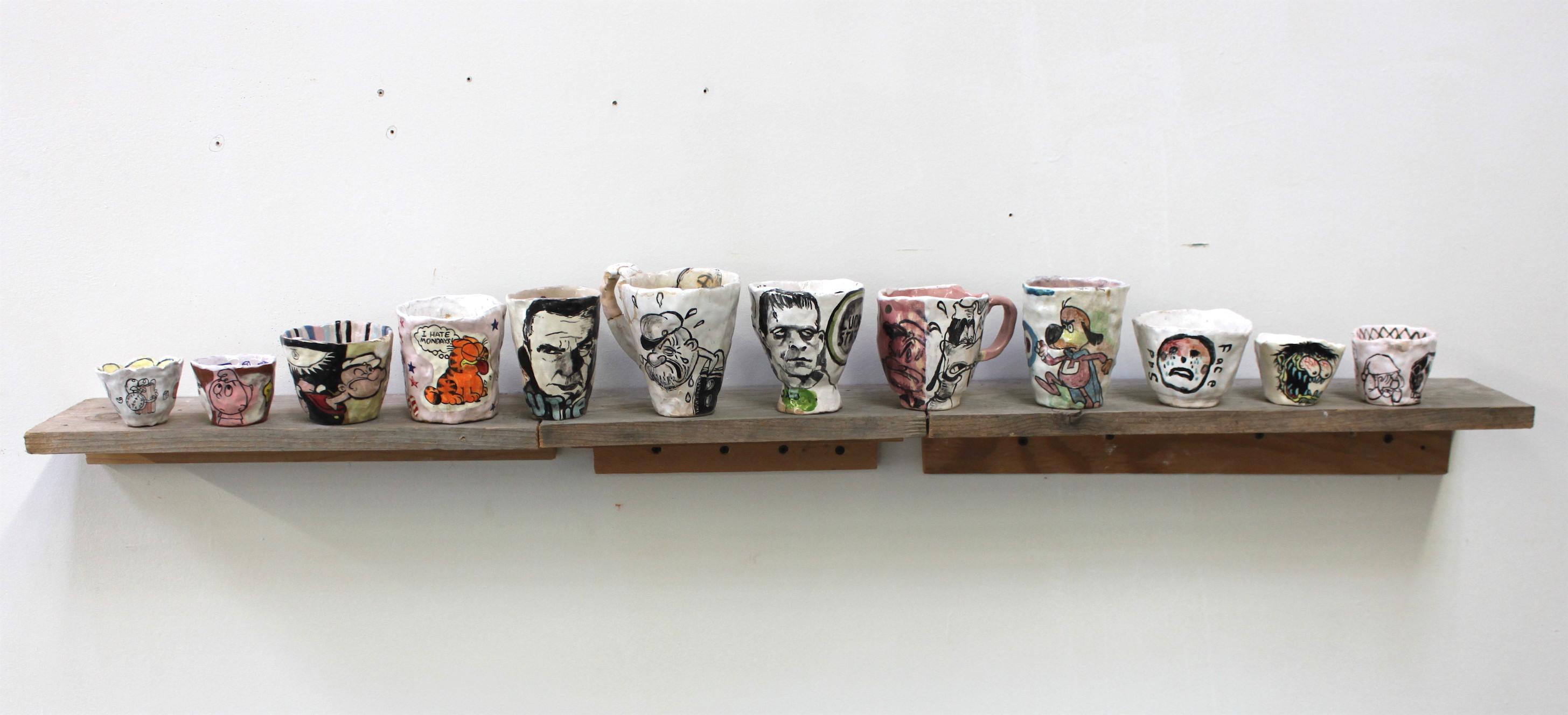 Kristen Morgin Bitter Cups